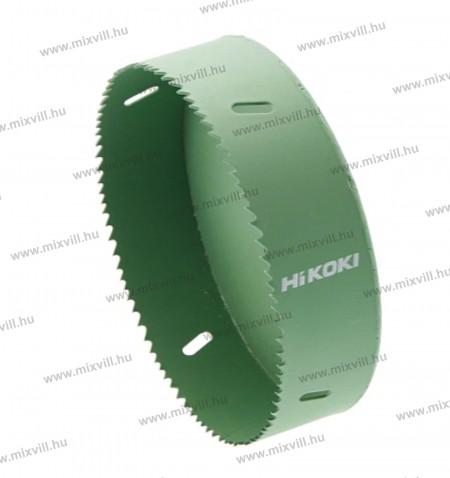 Hitachi-lyukfuresz-133mm-HSS-BI-metal-752153-hikoki-koronafuro