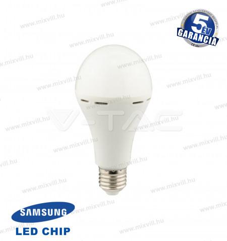 V-TAC-SKU-2372-Led-izzo-lampa-E27-9W-veszvilagíto-izzo-3H-athidalasi-ido-A+samsung
