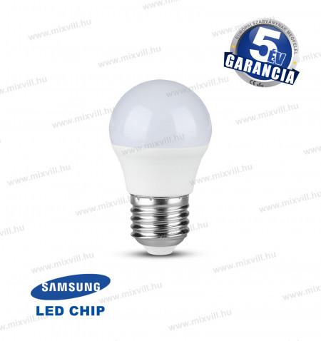 SKU-867-V-TAC-LED-izzo-lampa-E27-G45-kisgomb-7W-4000K-600lm-Samsung-Chip-A+