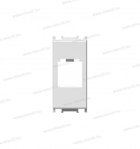 KM40PW-modul-adapter-panduit-kommunikacios-aljzat-fedel