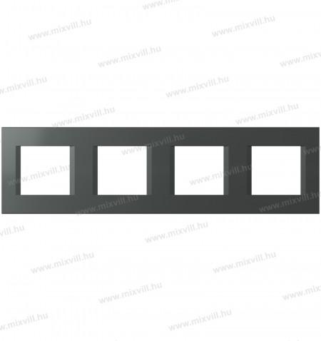 MODUL-LINE-diszitokeret-4x2-modulos-SB-antracit- OL28AT-26538