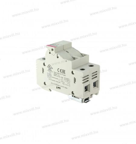 ETI-2540003-EFD10-2polus-10x38-biztosito-aljzat-2-modul