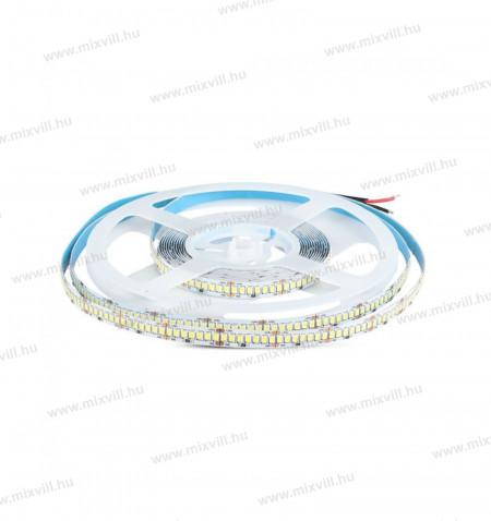 V-TAC-SKU-2599-3000k-meleg-feher-Led-szalag-belteri-IP20-SMD2835-17W-24VDC-10m