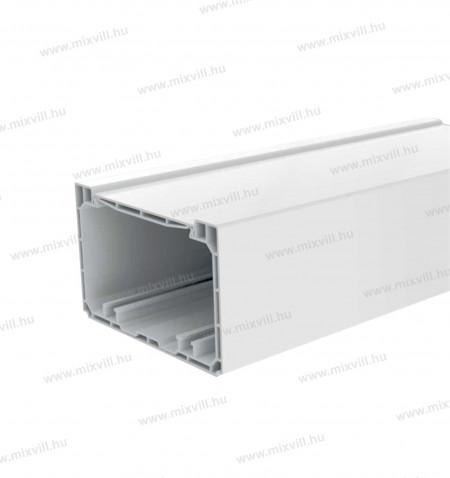 KOPOS-PK-110x70-D-HD-parapet-vezetekcsatorna-szerelvenyezhető-PVC-muanyag