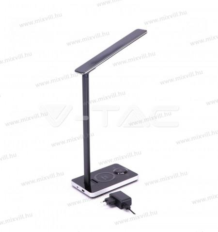 V-tac_sku-8602-asztali-lampa-led-vezetek-nelkuli-toltes-fekete-modern