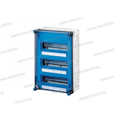 hensel-mi-71335-3x12-modulos-kismegszakito-szekreny-doboz