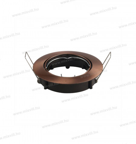 V-TAC-SKU-8580-SPOT-beepitheto-lampa-fix-keret-bronz-74mm-kivagas-kerek