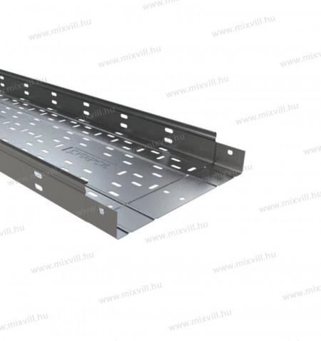BASOR_2-1227-MTSP-T-ERE-100x60mmFT-kabeltalca-fem-zink