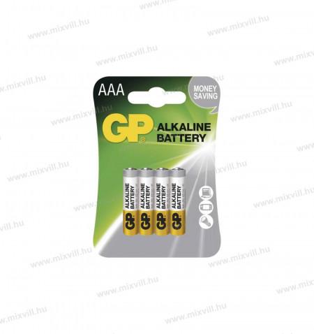 GP-Alkaline-LR03-1.5V-ceruza-elem-AAA-BL4-4db-BA1311
