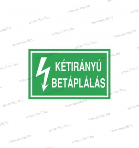 Matrica_ketiranyu_betaplalas_zold