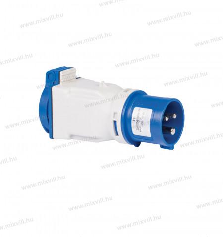 IDA-163_Ipari-dugvilla-adapter-ipari-dugalj-schucko-dugalj-16A-230V-406440V-