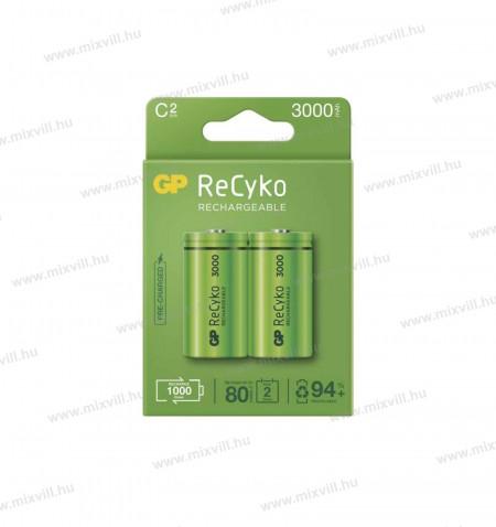GP-RECYKO-C-HR14-baby-elem-akkumulator-3000mAh-NiMH-B2133