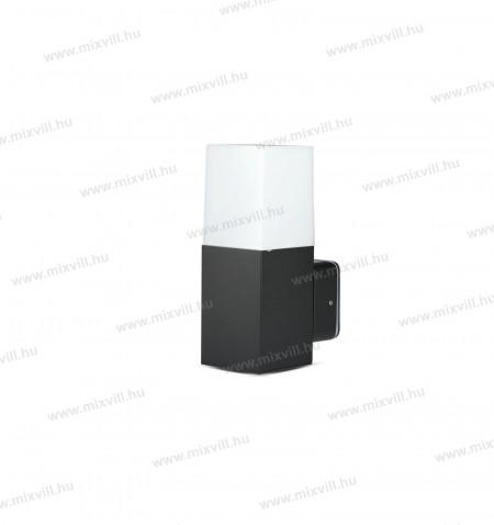 V-TAC-SKU-7563-kulteri-fali-lampatest-vizallo-IP54-GU10-foglalat-fekete