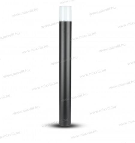 V-TAC-SKU-7568-kulteri-fali-lampatest-henger-oszlop-80cm-IP54-GU10-foglalat-fekete