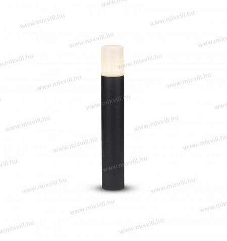 V-TAC-SKU-7567-kulteri-fali-lampatest-henger-oszlop-IP54-GU10-foglalat-fekete