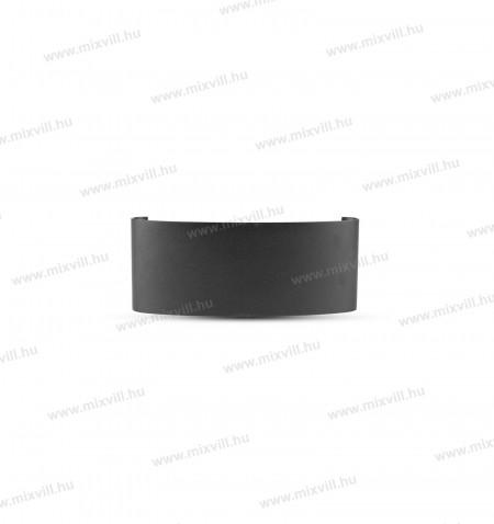 V-TAC-SKU-8620-kulteri-Fali-lampa-8W-800lm-4000k-fekete-IP54