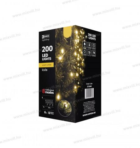 Led-Karacsonyi-led-fenyfuzer-dekoracio-200-3,6m-kulterre-IP44-6W-emos-ZY2049