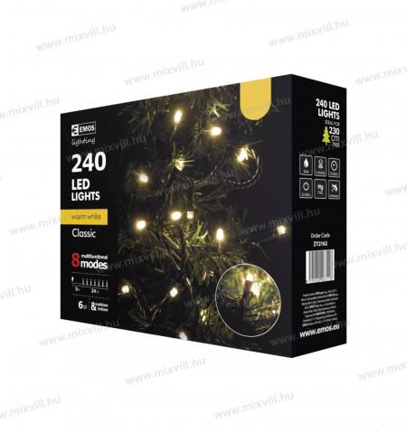 Karacsonyi-Led-dekoracio-fenyfuzer-240-led-24m-meleg-feher-multifunkcios-IP44-6W-emos-ZY2162