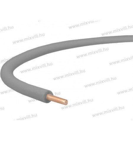 H05V-U-MCU-Tomor_rez_vezetek_kabel-szurke