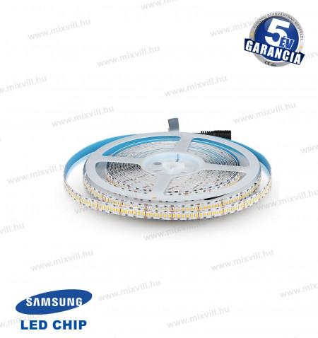 V-TAC-SKU-333-Led-szalag-hideg-feher-6400K-dekor-vilagítas-10m-Samsung-Chip