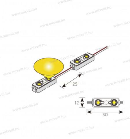 V-TAC-SKU-5630-led-modul-12V-DC-0-72W-66lm-IP68-3200K_