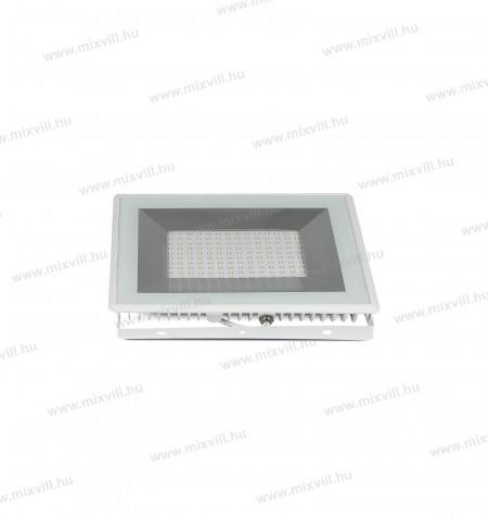 V-TAC-SKU-5968-SMD-LED-reflektor-100W-4000K-termeszetes-feny-8500lm-feher-IP65-lapos