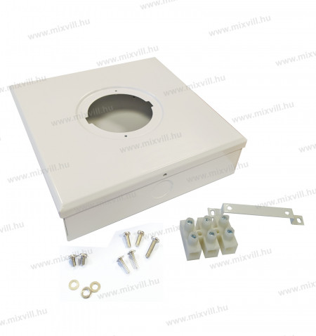 EL-LED-MB-003-N_fem_kiemelo_doboz_EL-LED-003-N_utvonaljelzo_veszvilagitohoz