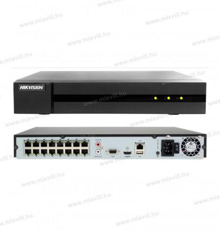 Hikvision-HWN-4232MH-16P-EU-IP-16-POE-NVR-32-Ch-video-2HDD-rogzito