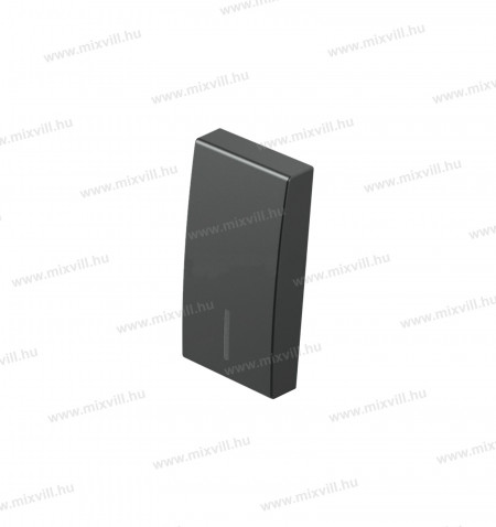 MODUL-jelzofenyes-kapcsolo-billentyu-1-modul-antracit-TM11ATIN-31096