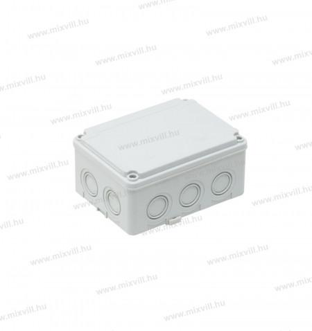 ELO-180-IP67-180x110x70mm-vizmentes-muanyag-doboz_falra