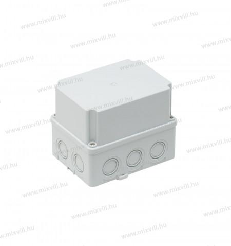 ELO-180-IP67-180x110x120mm-vizmentes-muanyag-doboz_falra