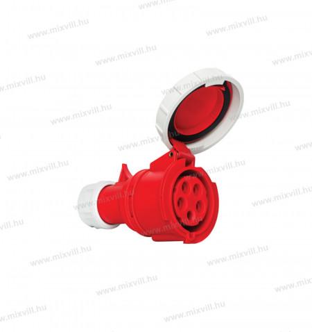 XBS-ILAV-325-ipari-lengo-aljzat-csatlakozó-32A-5-polus-vizmentes-406412V-IP67