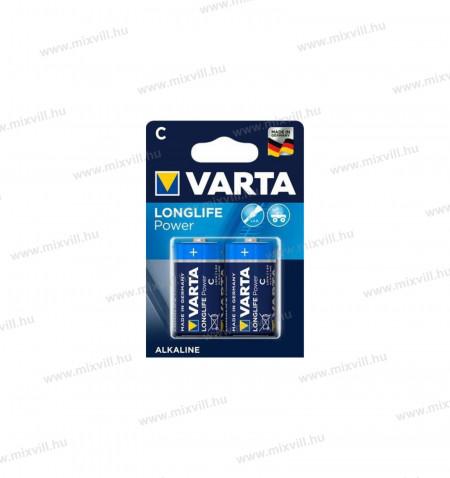 Varta-High-Energy-Longlife-Power-baby-elem-C-BL2