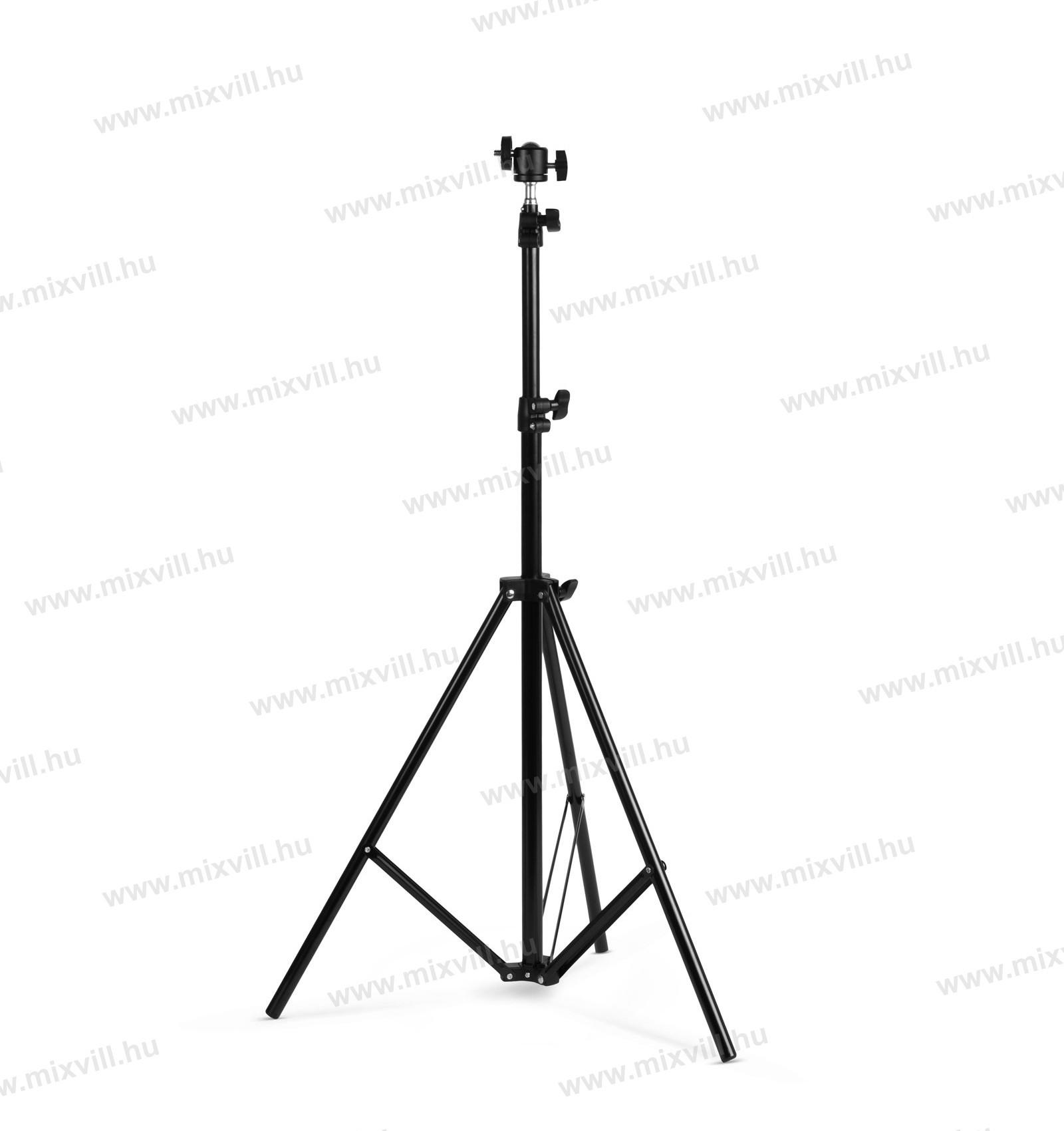 allvany-tripod-reflektor-aluminium-magassag-210cm-18649B