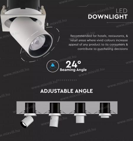 V-TAC-SKU-20049-LED-melysugarzo-18W-spot-dekorvilagitas-4000K--Samsung-chip