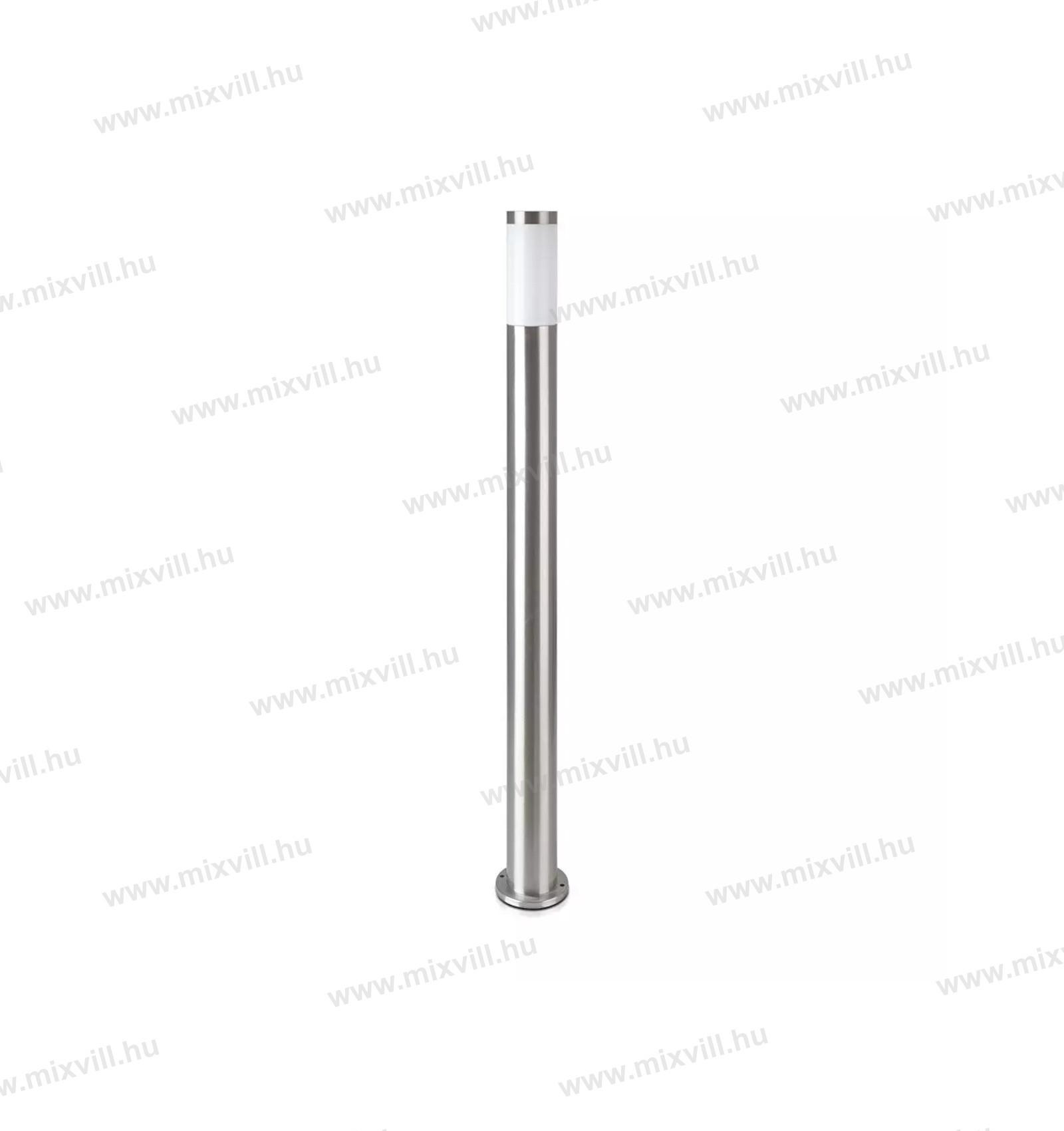 V-TAC-SKU-8962-Kerti-lampa-allo-inox-E27-normal-izzo