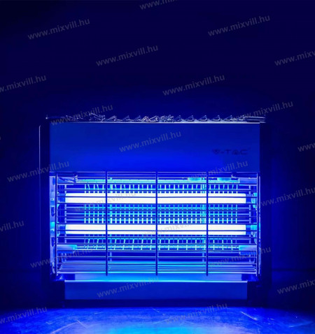 V-TAC-SKU-11179-Elektromos-rovarcsapda-UV-fenycsovel-2x8W-vekony-slim-IP20-