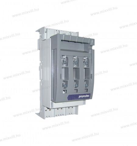 Pronutec_BTHC-NH-000-00C-125A-vzzszintes-szakaszolo-biztosíto-aljzat-panelre-szerelheto-43211011601