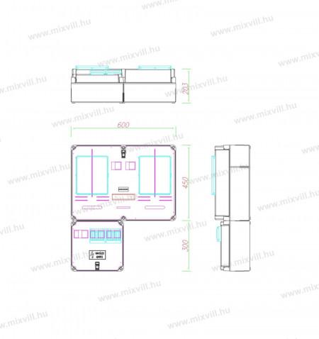PVT-6075-a-V Fm-K-egy-felhasznalasi-hely-M63.80A-V32A-meres-foldkabel-felületre-szerelt-kivitel_cs21