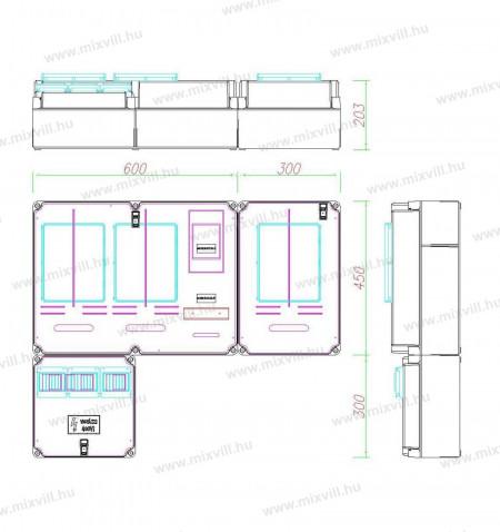 PVT-7590-a-V-H Fm-80a-k-tipizalt-szekreny-foldkabel-mindennapszaki-vezerelt-merohely-feluletre-80a