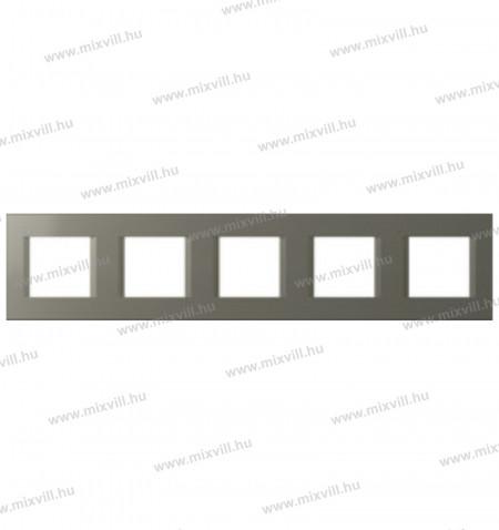 OL29TI_5x2-modulos_titanium-line-diszitokeret-kapcsolo-26502
